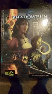 Shadowrun 20th Anniversary Tabletop RPG