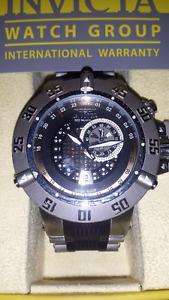 Invicta Men's 6161 Subaqua Noma III GMT Stainless Steel Watch