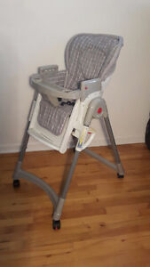 Evenflo high chair / chaise haute LACHINE West Island Greater Montréal image 1