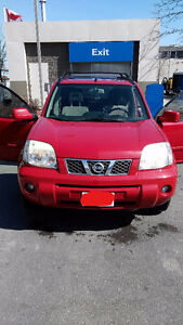 2005 Nissan X-trail with Safety + emission