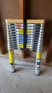 12 foot fold up ladder