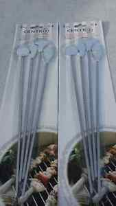 CENTRO Stainless Steel Serving Skewers Strathcona County Edmonton Area image 2