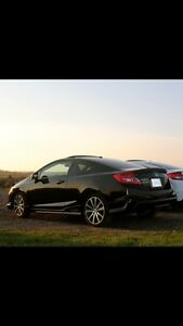 2012 Honda Civic SI, HFP Coupe (2 door)