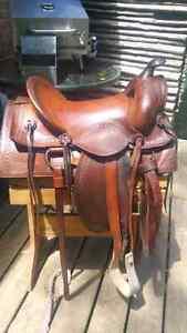 """14"""" pony saddle."""