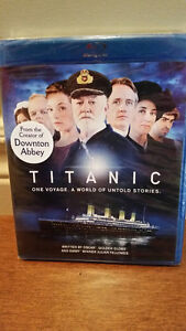 Titanic (Blu-ray Disc) - BRAND NEW IN SEALED PACKAGE