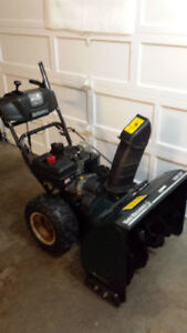"""Yard Machines 10 HP 28"""" Snowblower"""