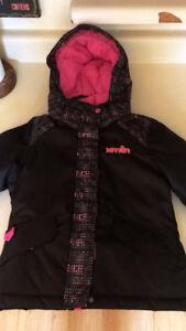 Brand new girls coat, size 4.