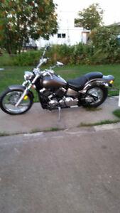 moto Yamaha V-Star