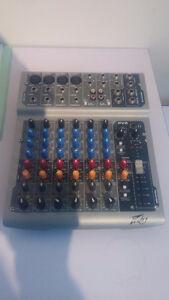 Console de mixage Peavey PV8
