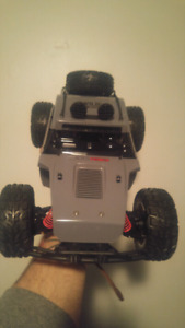 Boarse rc buggy
