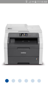 brother printer MFC-9130CW
