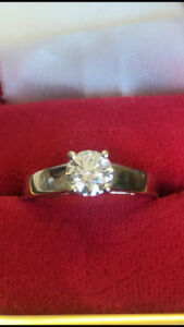 Priced to Sell - Diamond Engagement Ring