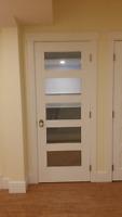 DOORS INSTALLATION 780 233 2120 / SHELVING / CUSTOMER CLOSETS