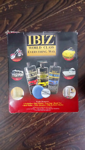 Ibiz world class everything wax