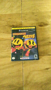 Pacman World 2 and Pacman VS for Gamecube!