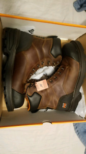 Timberland Pro Steel toe work boots