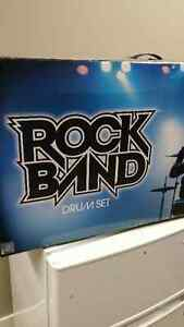 Playstation 2 and 3 Rockband Drum Kit - Good condition