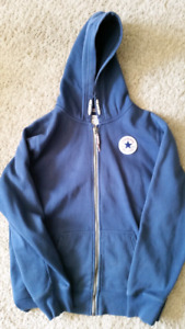 Boys Converse All Star Hoodie - Size XL