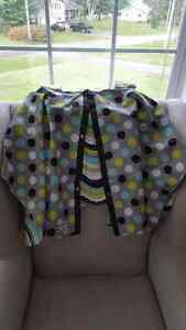 Baby seat canopy