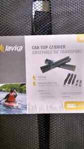 Kayak car top carrier Kawartha Lakes Peterborough Area image 2