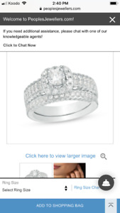 GORGEOUS LIKE NEW EXQUISITE 14K DIAMOND RINGS FOR SALE