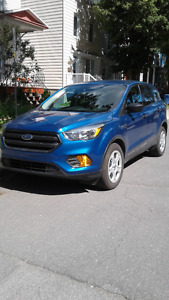 2017 Ford Escape VUS