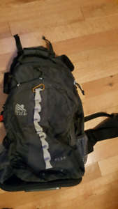 Hiking back pack/baby carrier