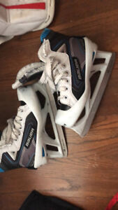 Youth goalie skates - size 1