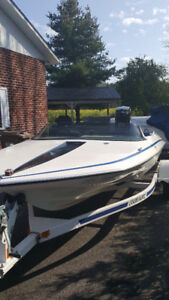 Glastron CSS16 Outboard