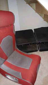 2 video game chairs 30 for both