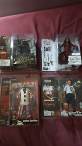 horror action figure collectibles