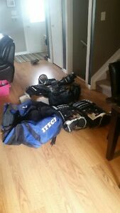 Goalie Equipment-Adult
