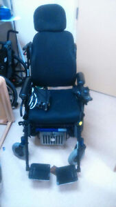 Electric Wheelchair, 2 years old and in good condition Kitchener / Waterloo Kitchener Area image 1