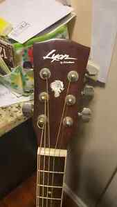 *PRICE REDUCED* NEED GONE for rent. Electric acoustic with amp Strathcona County Edmonton Area image 5