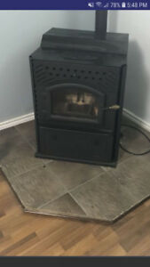Pellet Stove For Trade