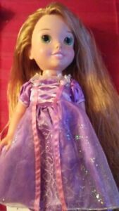 Disney Light Up Rapunzel Doll -14 Inches