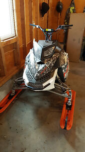 Mint Ski-doo just in time for winter