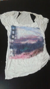 Guess Butterfly Top