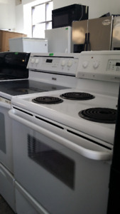 """WHITE STOVES 24"""" AND 30"""""""