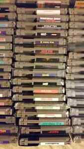 Nintendo Nes Game Collection (115 games) Windsor Region Ontario image 5