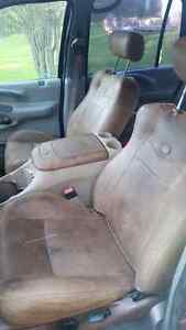 Ford f150 King ranch seats