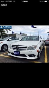 2010 Mercedes C300 WANTED
