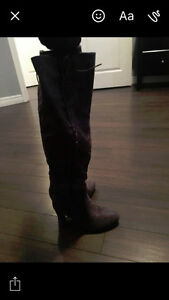 THIGH HIGH BOOTS FROM URBAN PLANET 7