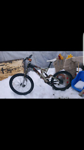 Specialized big hit mountain bike