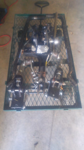 Trailer hitch and accessories