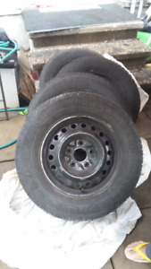 Used Good Year Winter Tires
