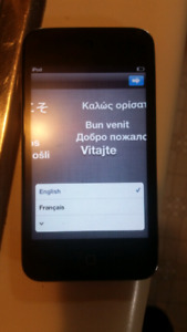 Ipod touch 4th Generation 8GB