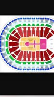Madonna 9 septembre Montreal ROUGE