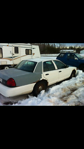 i have a 2004 crown vic for sale
