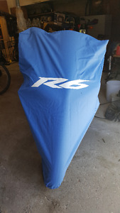 Yamaha R1 ad R6 motorcycle cover $200 $150